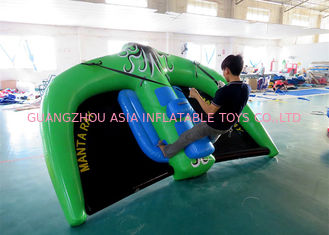 China 2 persoon die Manta Ray Towable Inflatables voor OEM van het Waterpark vliegen fabriek