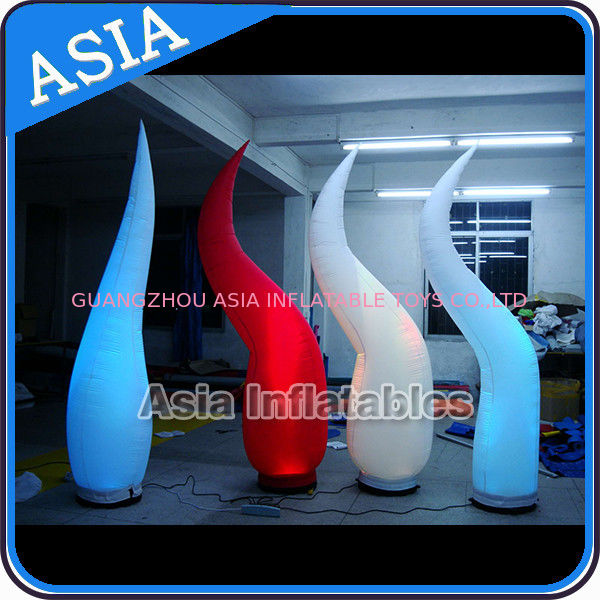 Outdoor and Indoor LED Lighted Custom Inflatable Yard Decoration